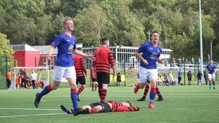 MATCH REPORT   Bangor 1876 Progress in JD Welsh Cup