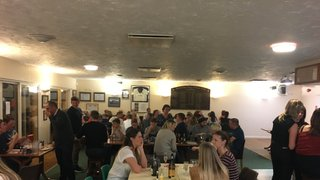 """It was """" Eyes down for a full house"""" at KHC bingo."""