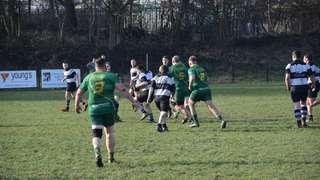 Wednesbury v Linley Owen Cup  Semi-Final