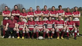 4XV Team Photos - Season 2012/13
