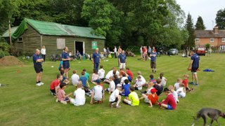 Nuthurst Cricket Club Juniors goes from strength to strength