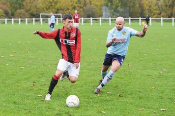 Macauley Finch vs Paget - courtesy of th Droitwich Standard