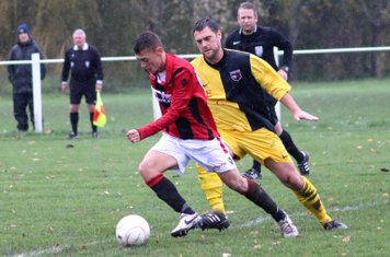 Macaulay Finch vs Earlswood - courtesy of Miriam Balfry & the Droitwich Advertiser