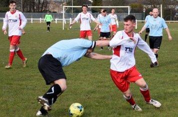 Macaulay Finch vs Chelmsley (A) - Photo courtesy of Jon Holloway