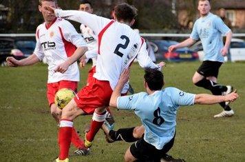 Jack Brighton & Graham Pardoe vs Chelmsley (A) - Photo courtesy of Jon Holloway