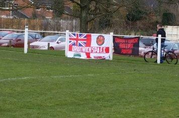 DSFC flags - photo courtesy of Adam Harris