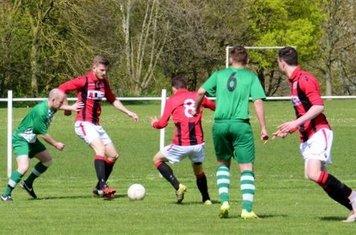 Nick Seabourne vs Chelmsley (H) Courtesy of Jon Holloway
