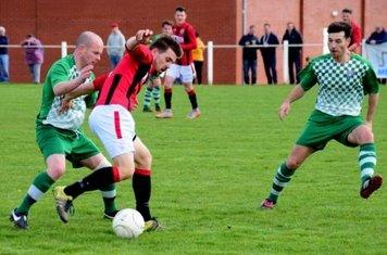 James Ward vs Chelmsley (H) Courtesy of Jon Holloway