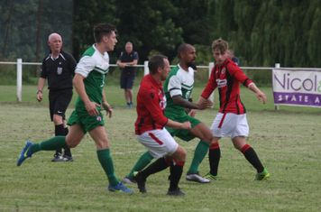 Andy Crowther & Aston Gunter vs Bromsgrove Sporting - courtesy of David Besley
