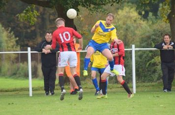 Nick Seabourne v Fairfield - courtesy of Colin Mortiboys