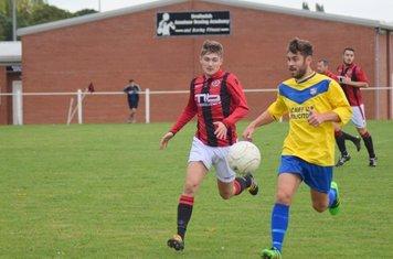 Jack Brighton v Fairfield Villa - courtesy of Colin Mortiboys