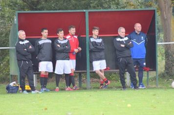 DSFC bench v Fairfield Villa - courtesy of Colin Mortiboys