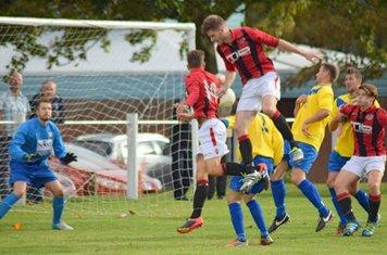 Ward, Seabourne & Crisp v Fairfield Villa - courtesy of Colin Mortiboys