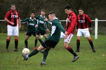 Smith v Sutton United - courtesy of Jon Holloway