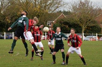 Morri v Sutton United - courtesy of Jon Holloway