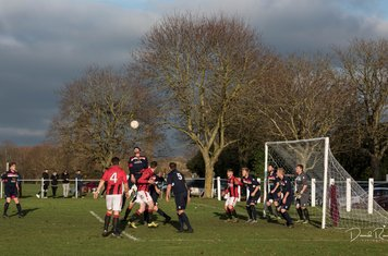 Spa attacking a corner v Worcester Raiders - courtesy of David Rawlings