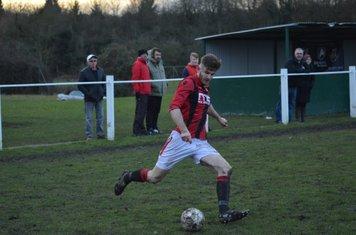 Nick Seabourne v Knowle - courtesy of Owen Morris