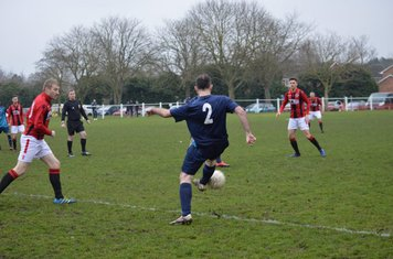 Louis Bridges v Smithswood Firs - Photo's courtesy of Smithswood Firs FC