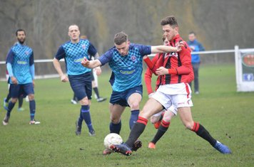 Jack Allerton v Smithswood Firs - Photo's courtesy of Smithswood Firs FC