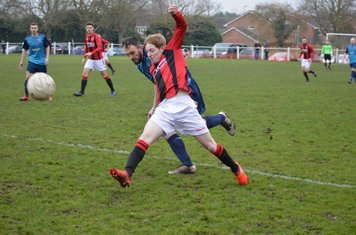Haydn Morris v Smithswood Firs - Photo's courtesy of Smithswood Firs FC