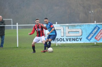 Bradley Burgess v Smithswood Firs - Photo's courtesy of Smithswood Firs FC
