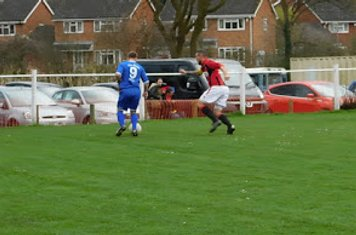 Andy Crowther v Redditch Borough - courtesy of Peter Ray