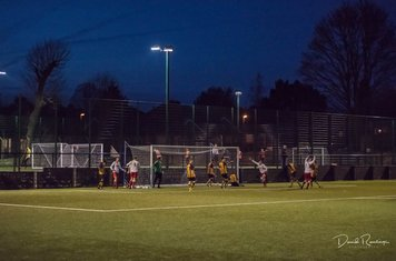 Spa score their second v Paget Rangers (A) photo courtesy of David Rawlings