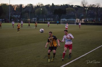 Nick Seabourne closing down v Paget Rangers (A) photo courtesy of David Rawlings