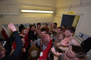 scenes in the home dressing room - courtesy of David Rawlings