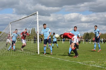 Crisp with a header - courtesy of David Rawlings