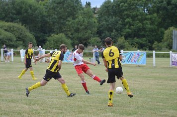 Jack Allerton  vs Kington Town - courtesy of Owen Morris