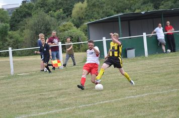Brad Burgess  vs Kington Town - courtesy of Owen Morris