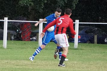 Mike Seely  vs FC Stratford - courtesy of Mathew Mason