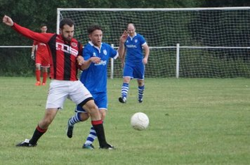 Mike Seeley  vs FC Stratford - courtesy of Mathew Mason