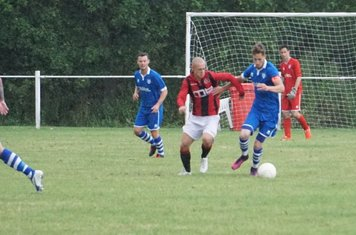Macca Finch closing down  vs FC Stratford - courtesy of Mathew Mason