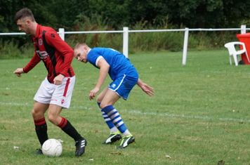 Jack Allerton  vs FC Stratford - courtesy of Mathew Mason