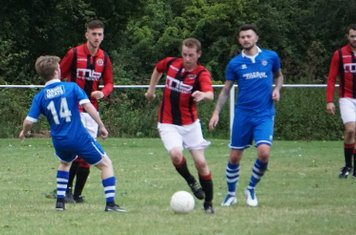 Graeme Pardoe  vs FC Stratford - courtesy of Mathew Mason