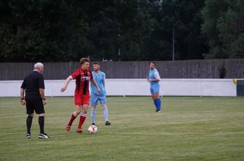 Max Crisp vs Pelsall Villa - photo courtesy of Mathew Mason