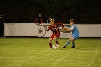 Haydn Morris vs Pelsall Villa - photo courtesy of Mathew Mason