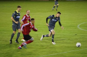 James Lemon v AFC Wulfrunians - photo courtesy of Mathew Mason