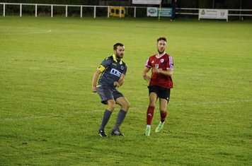 Mike Seeley v AFC Wulfrunians - photo courtesy of Mathew Mason