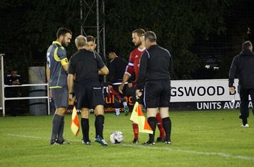 The Captains v AFC Wulfrunians - photo courtesy of Mathew Mason