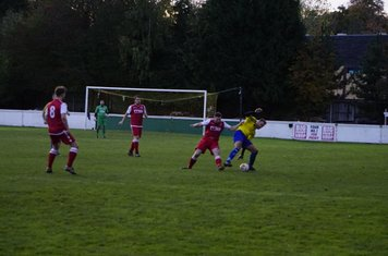 Chris Glover v Alcester Town (H) - photo courtesy of Mathew Mason