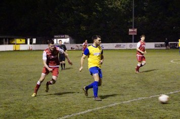 James Lemon v Northfield Town (H) photo courtesy of Mathew Mason