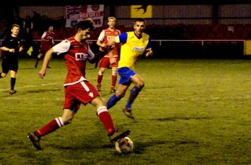 Burgess v Northfield Town (H) photo courtesy of Mathew Mason