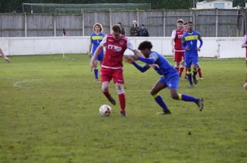 Graeme Pardoe vs Moors Academy - photo courtesy of Mathew Mason