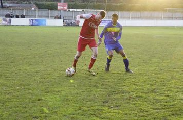 James Lemon vs Moors Academy - photo courtesy of Mathew Mason