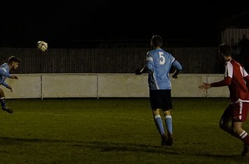 v Hampton (H) - photo courtesy of Mathew Mason