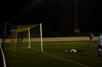 Another Spa goal v Hampton (H) - photo courtesy of Mathew Mason