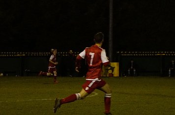 Dan Cottrill v Hampton (H) - photo courtesy of Mathew Mason